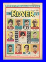 Rover Comic September 5th 1970